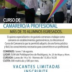 CURSO CAMARERO RODRIGUEZ