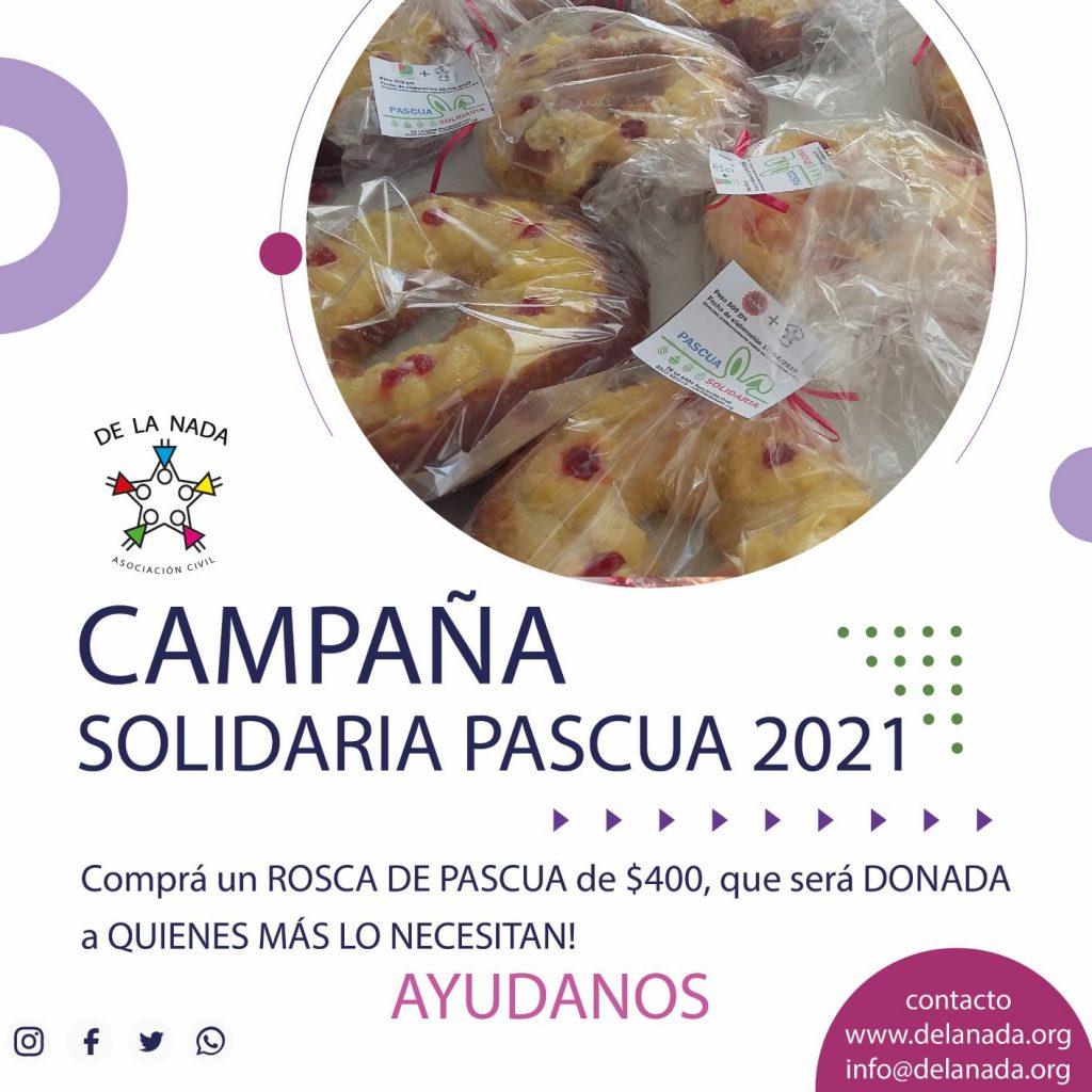 CAMPAÑA SOLIDARIA DE PASCUA