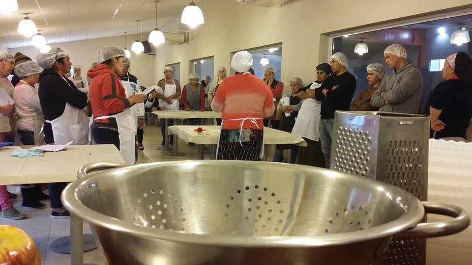 De la nada asociaci n civil curso ayudante de cocina en general rodriguez - Curso de ayudante de cocina ...